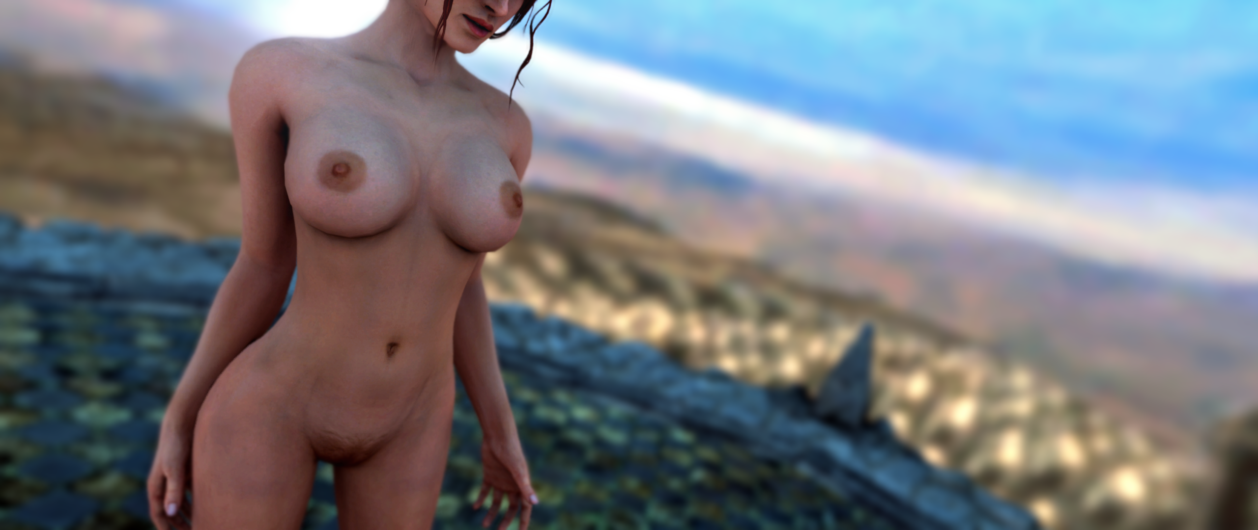 The witcher enhanced nude mods hentai videos