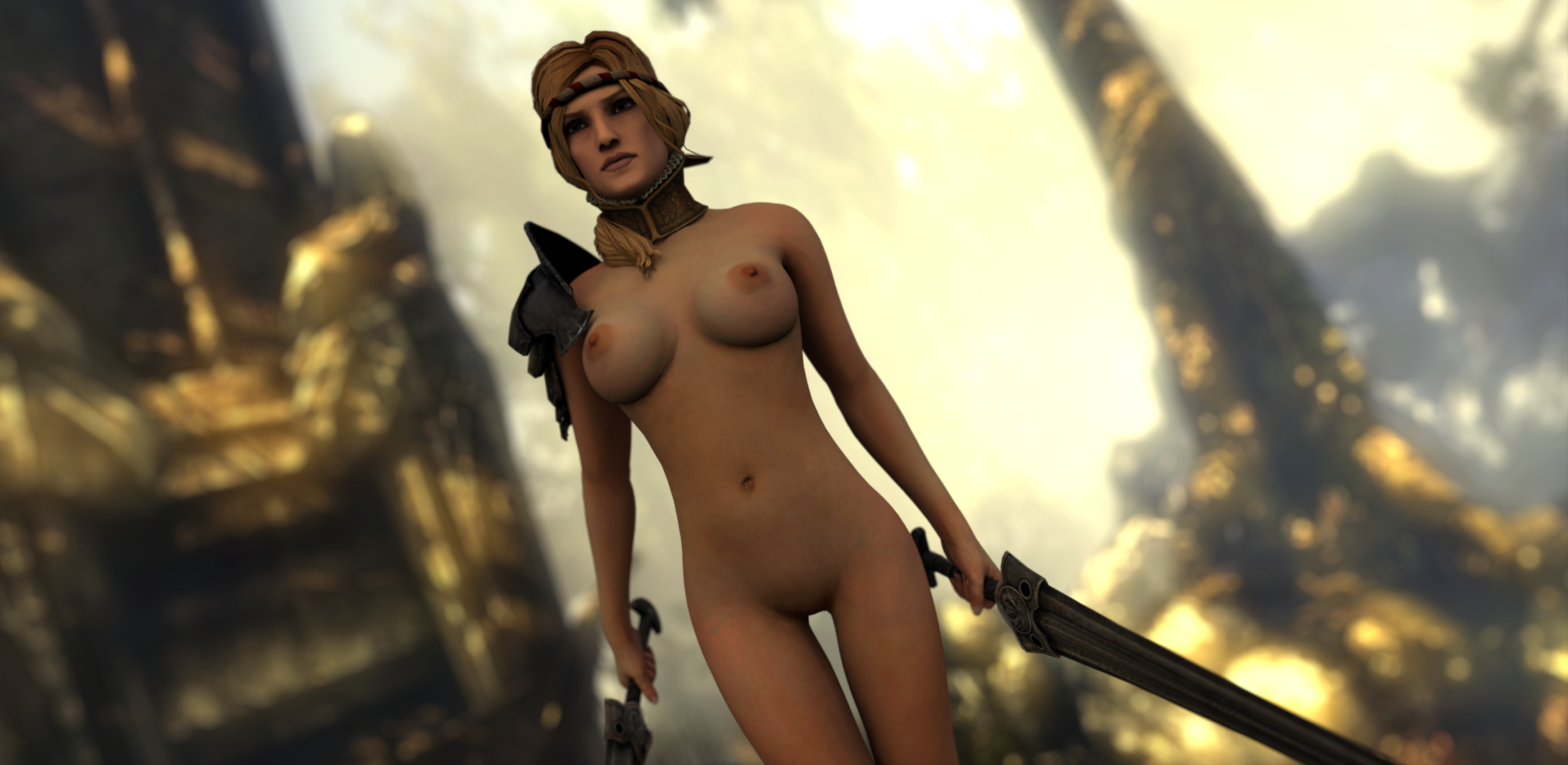 Witcher nude naked photo