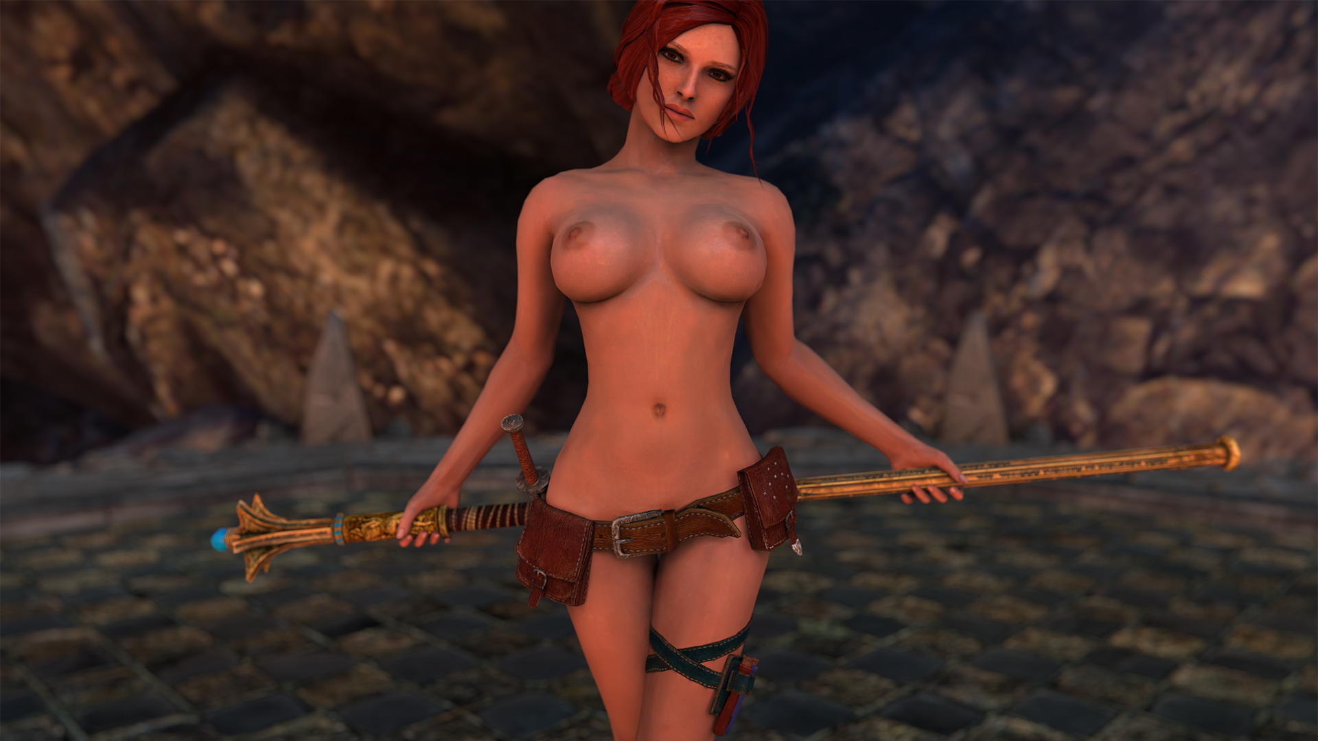 The witcher enhanced nude mods nsfw movies