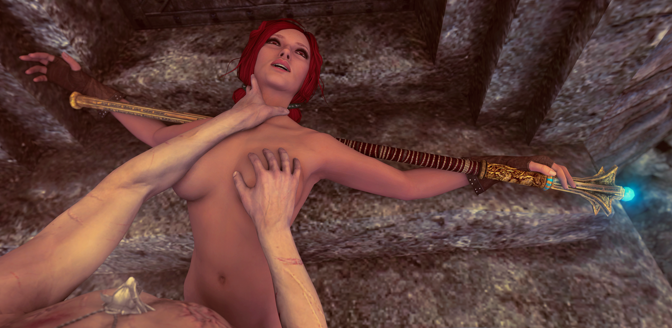 Witcher 2 nude mods hentia gallery