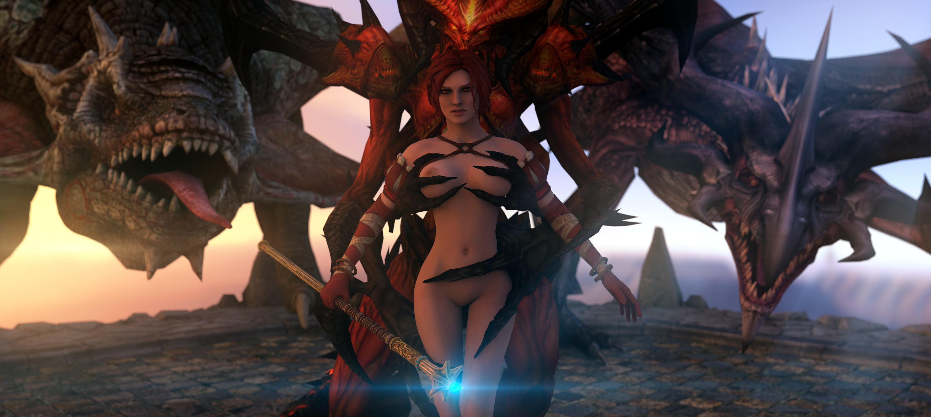 Diablo 2 hd nude patch naked movie